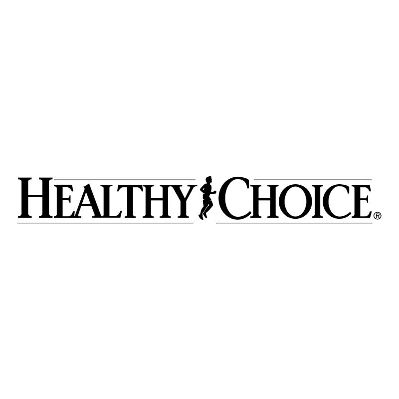Healthy Choice vector logo