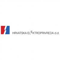 Hrvatska Elektroprivreda vector