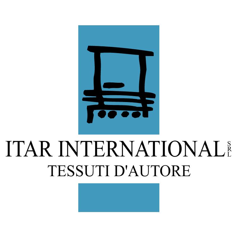 Itar International vector logo