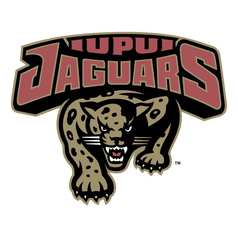 IUPUI Jaguars vector logo