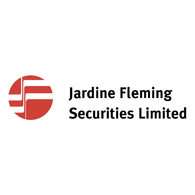 Jardine Fleming Securities vector logo
