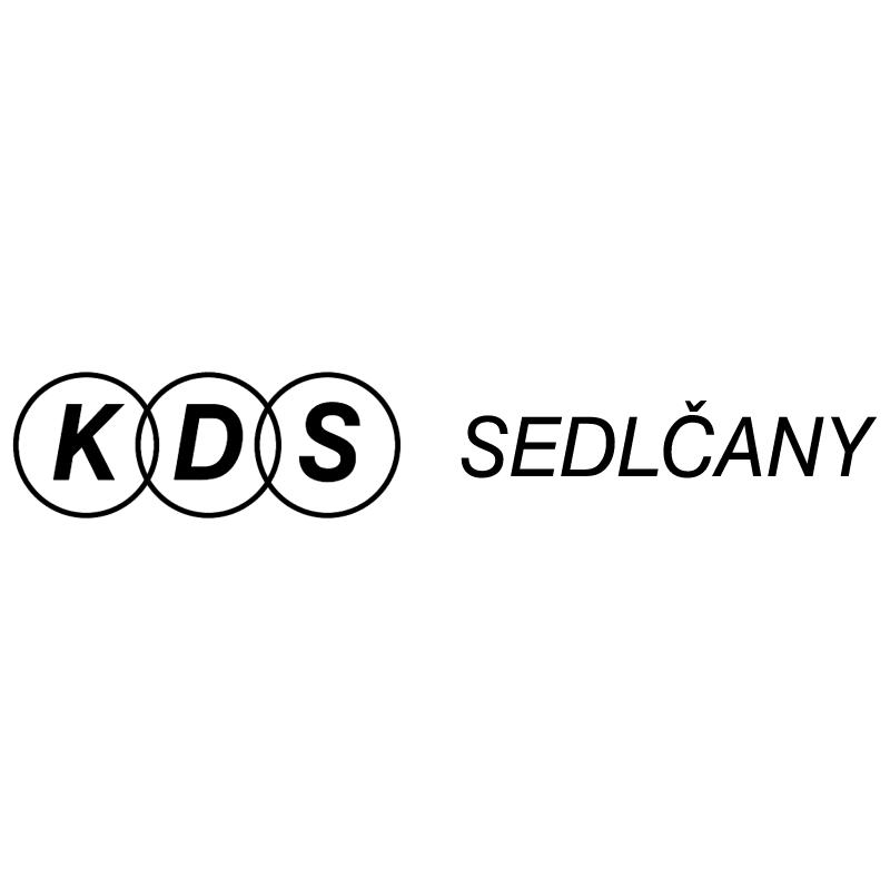 KDS Sedlcany vector