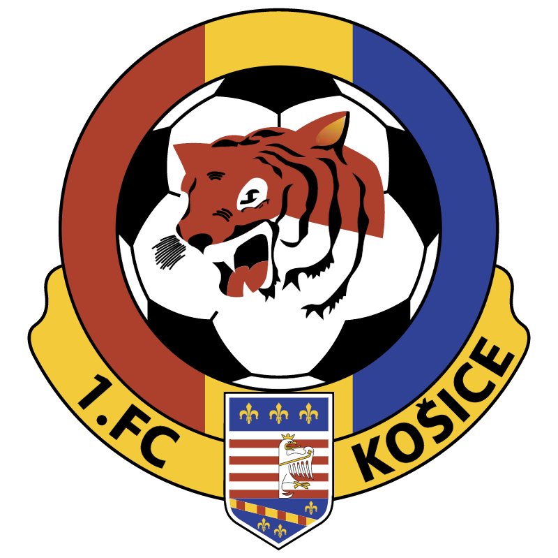 Kosice 1 FC vector