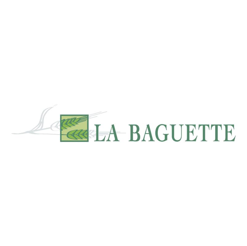 La Baguette vector