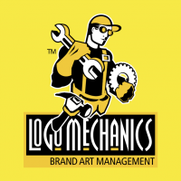 Logo Mechanics vector
