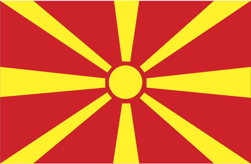 macedoni vector