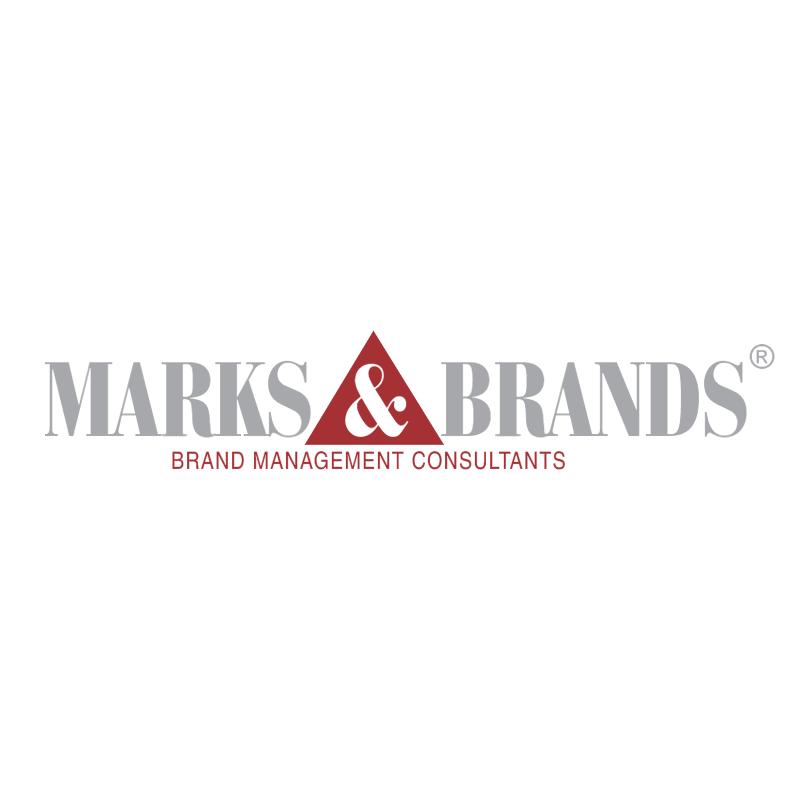Marks & Brands vector