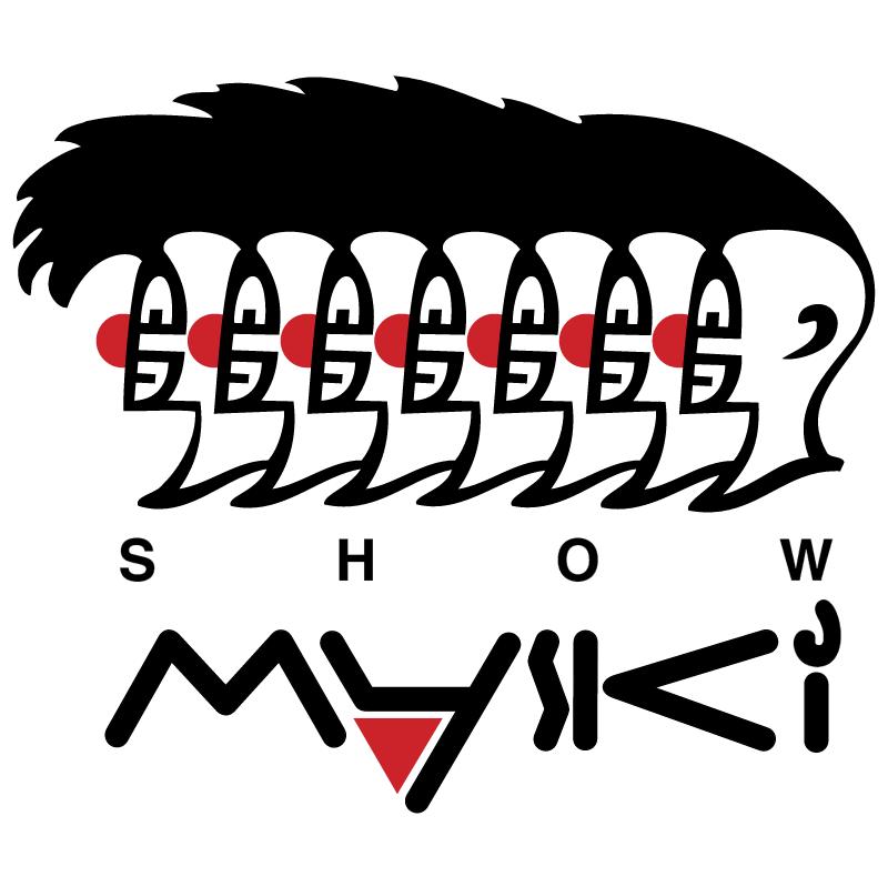 Maski Show vector
