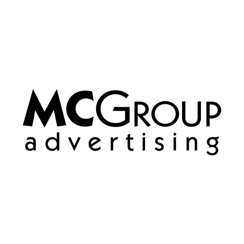 MCGroup Advertising vector logo