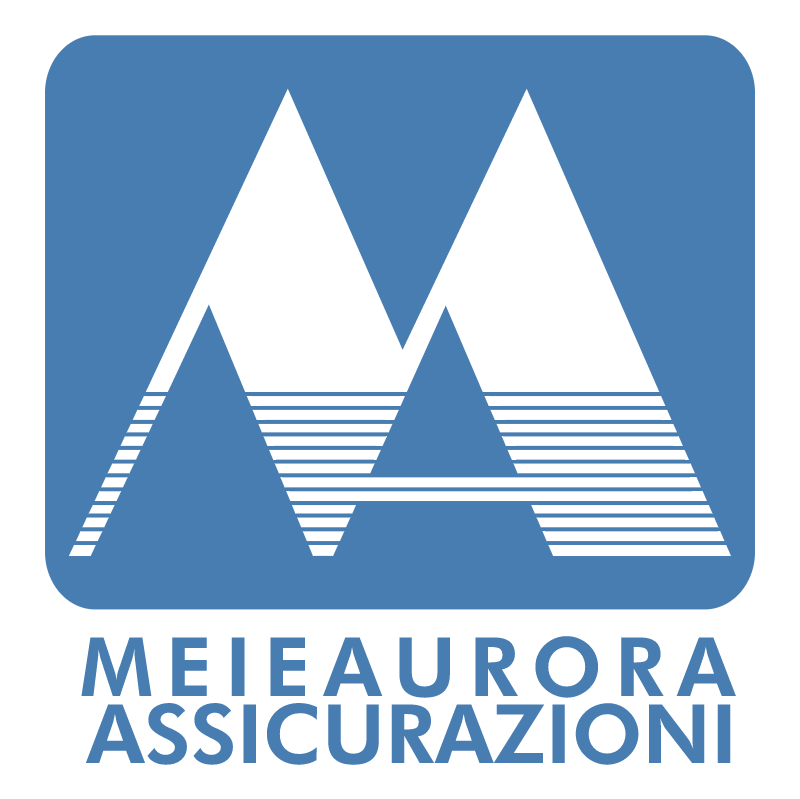 Meieaurora Assicurazioni vector logo