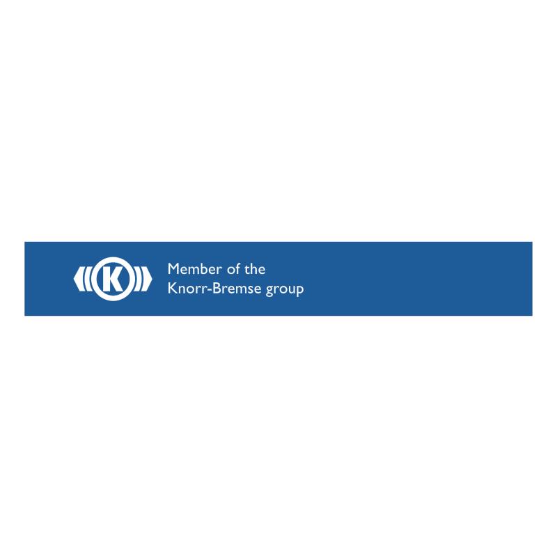Member of Knorr Bremse vector