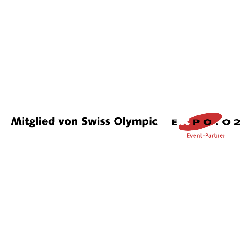 Member of Swiss Olympic vector logo