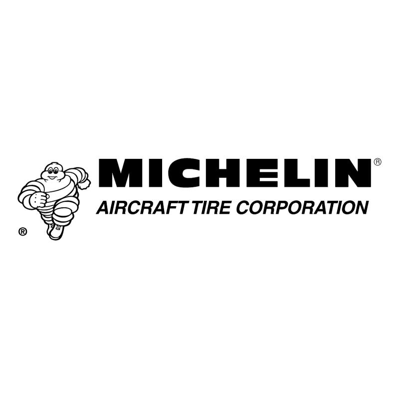 Michelin Aircraft Tire vector logo