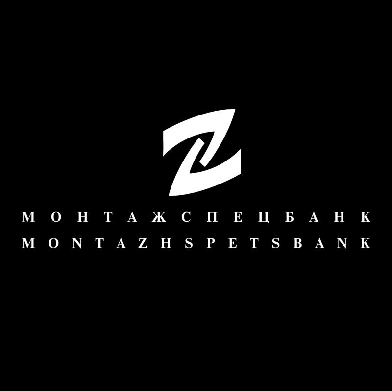 MontazhSpetsBank vector
