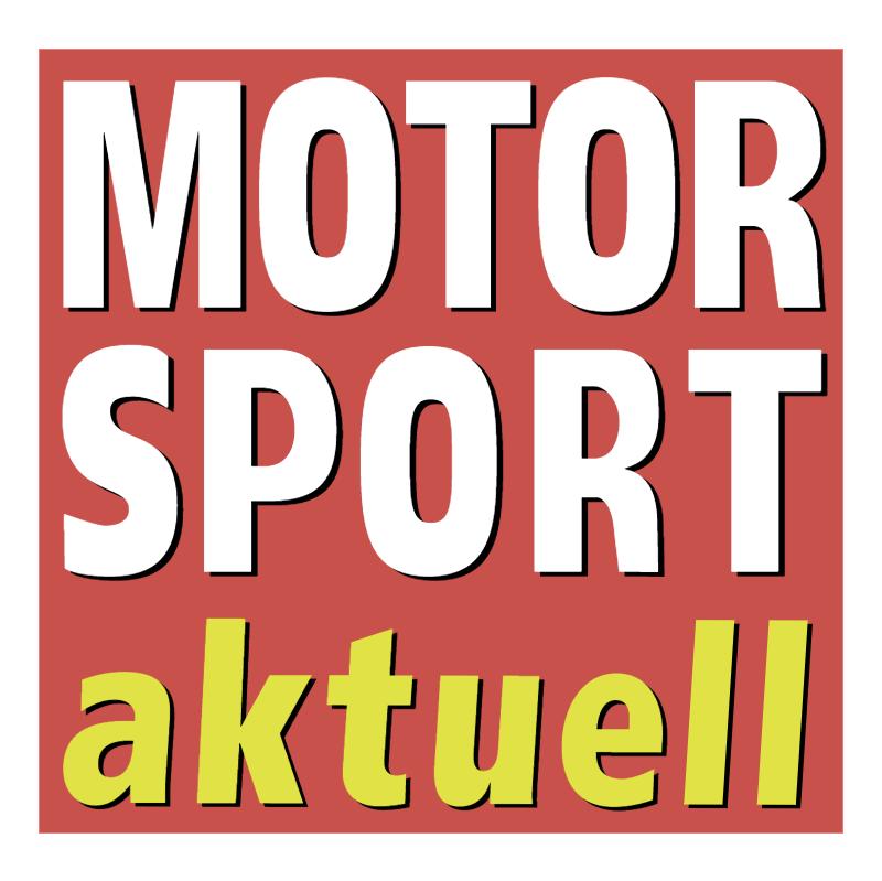 Motorsport Aktuell vector logo