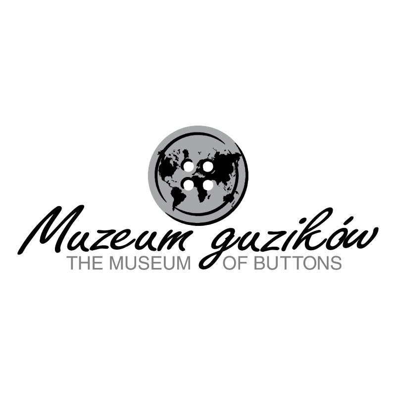 Muzeum guzikow vector