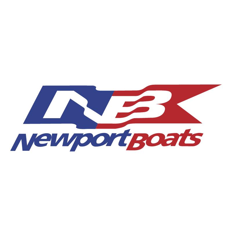 Newport Boats vector