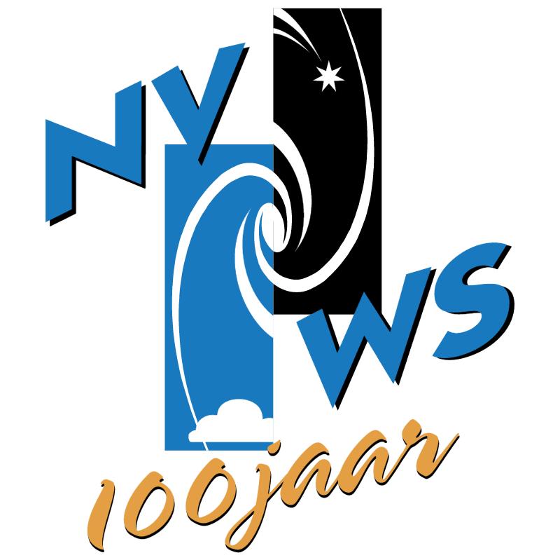 NVWS 100 jaar vector