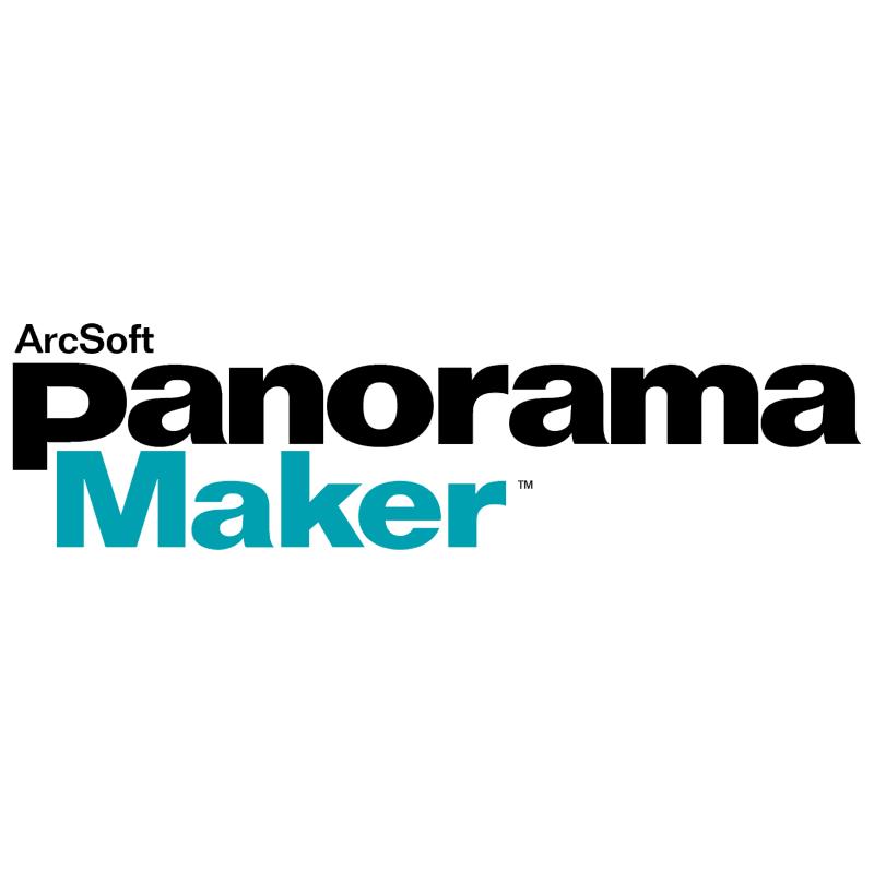 Panorama Maker vector logo
