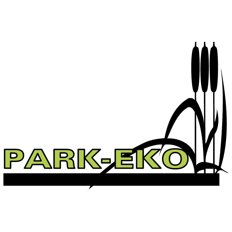 Park Eco vector