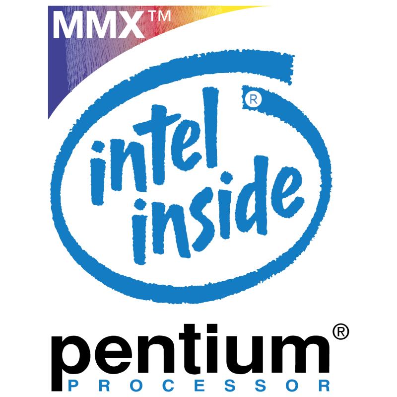 Pentium MMX Processor vector