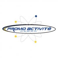 Promo Activite vector