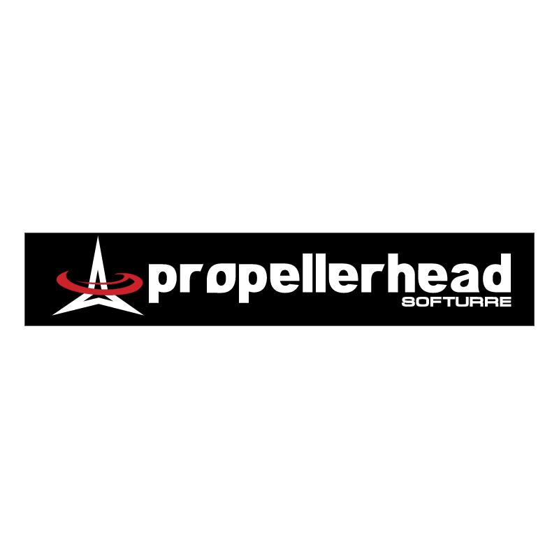 Propellerhead vector logo