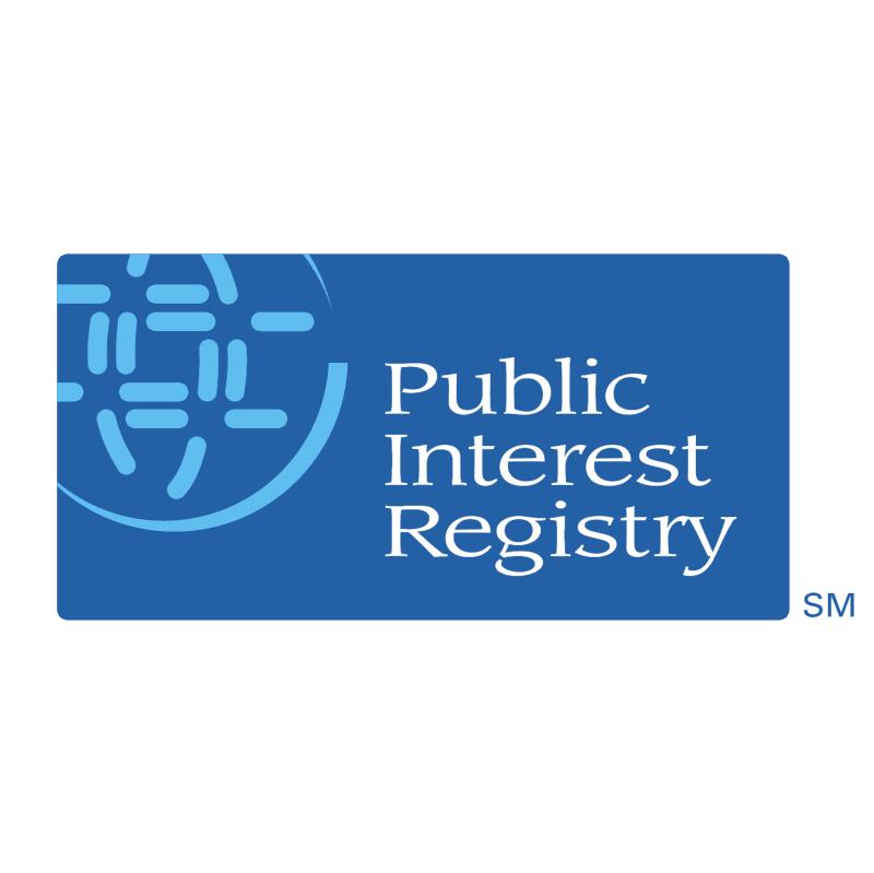 Public Interest Registry vector