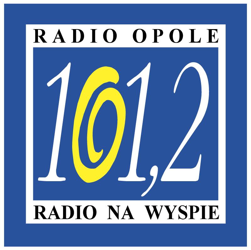 Radio Opole vector
