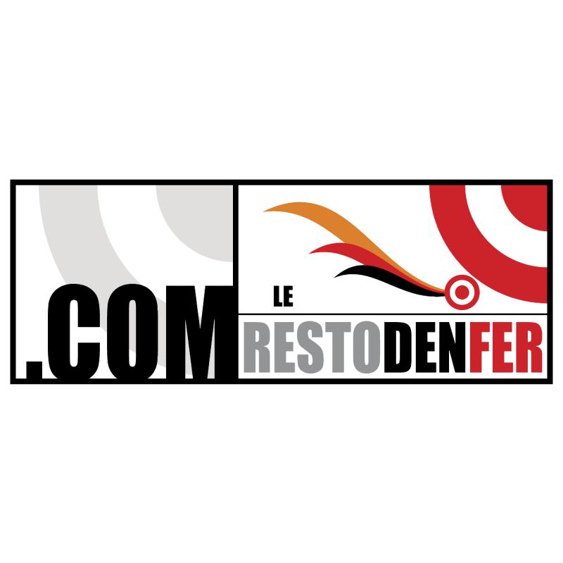 Restodenfer com vector