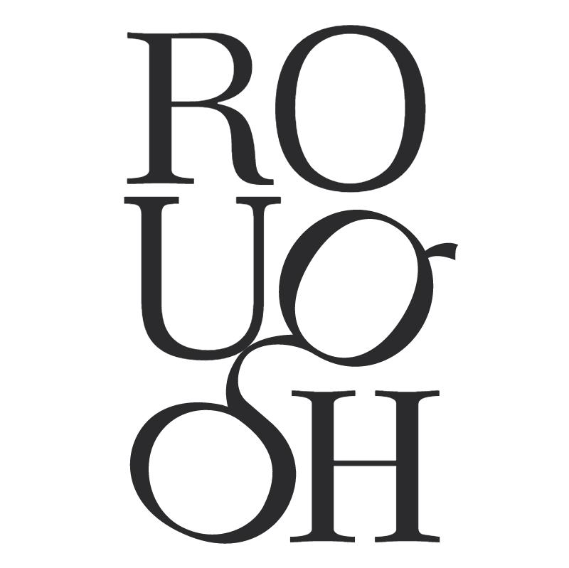 Rough Magazine vector logo