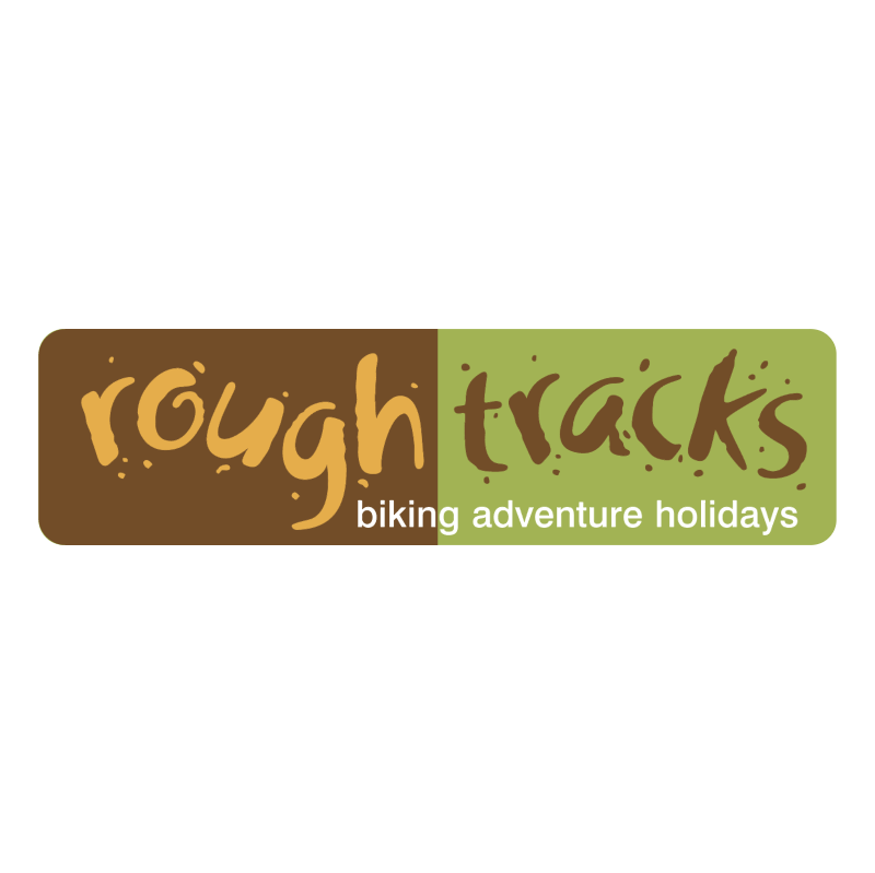 Rough Tracks vector