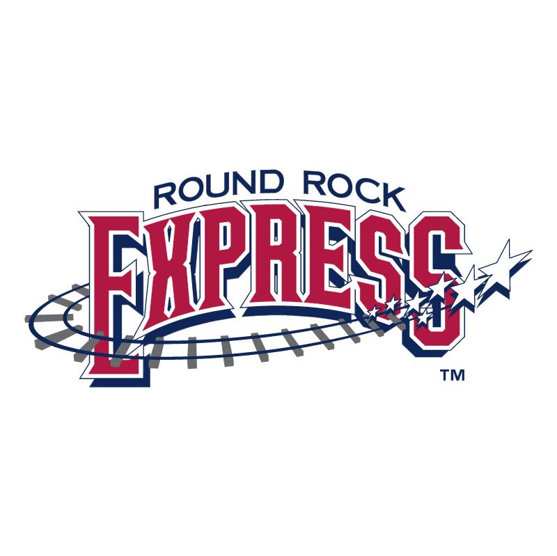 Round Rock Express vector