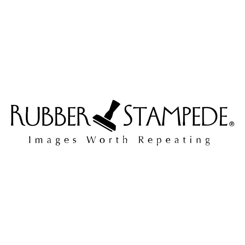 Rubber Stampede vector logo