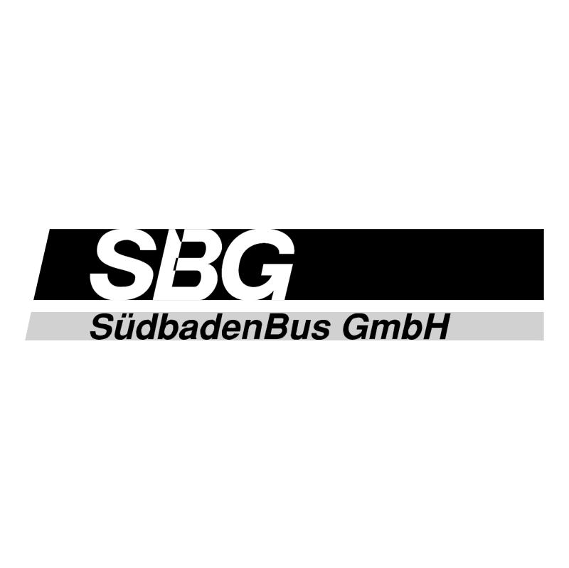 SBG SuedbadenBus vector