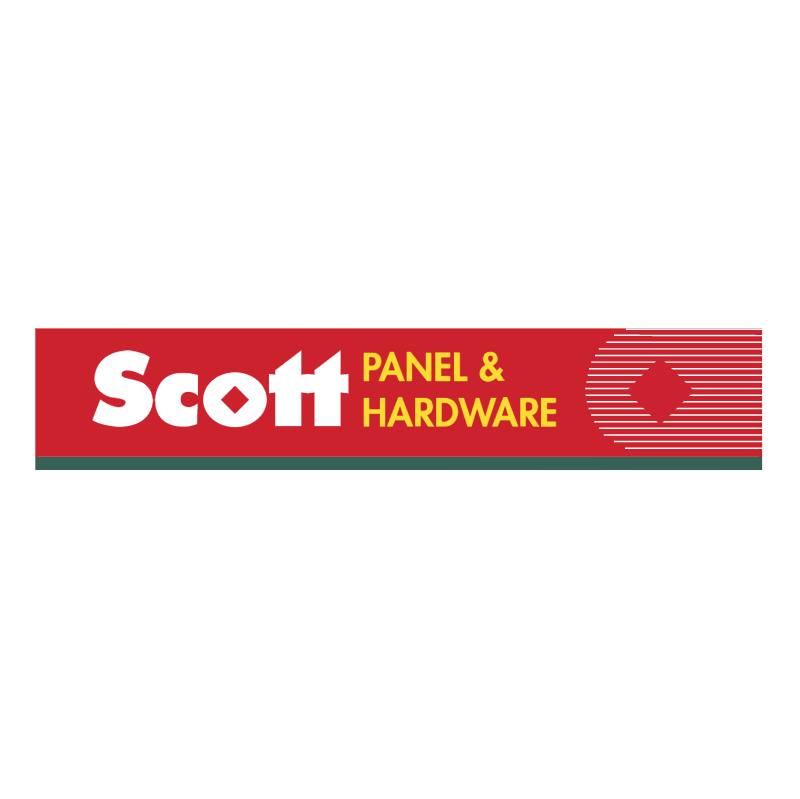 Scott Panel & Hardware vector