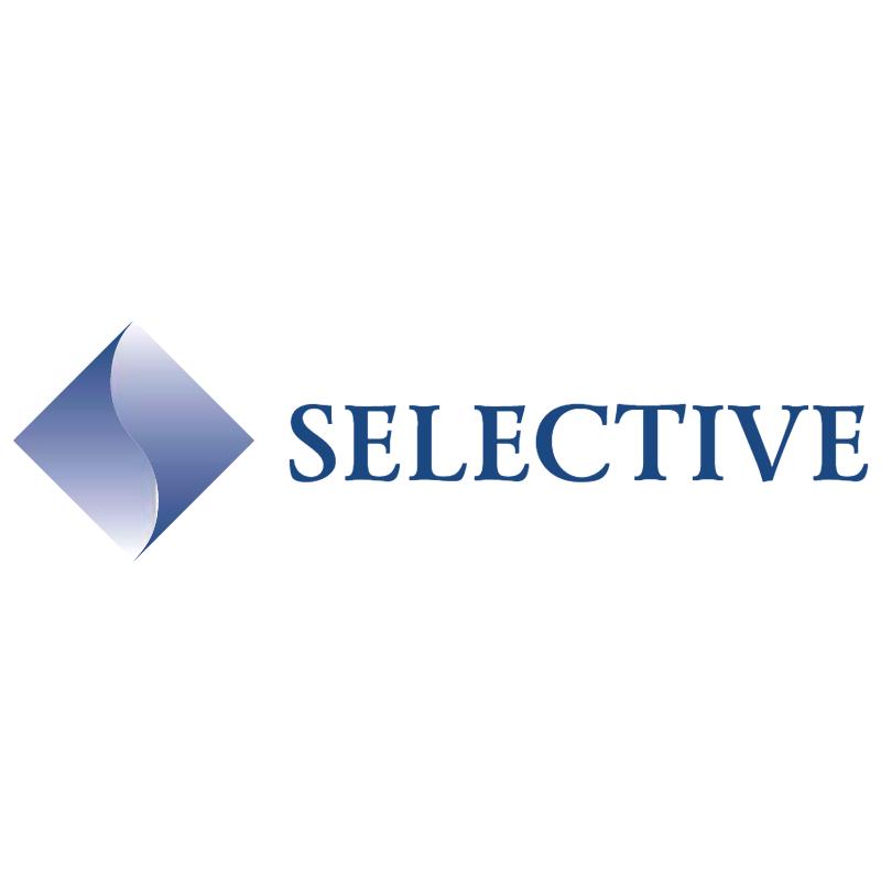 Selective vector