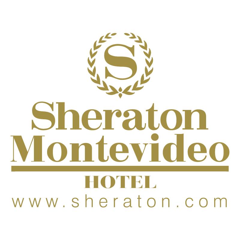 Sheraton Montevideo Hotel vector logo
