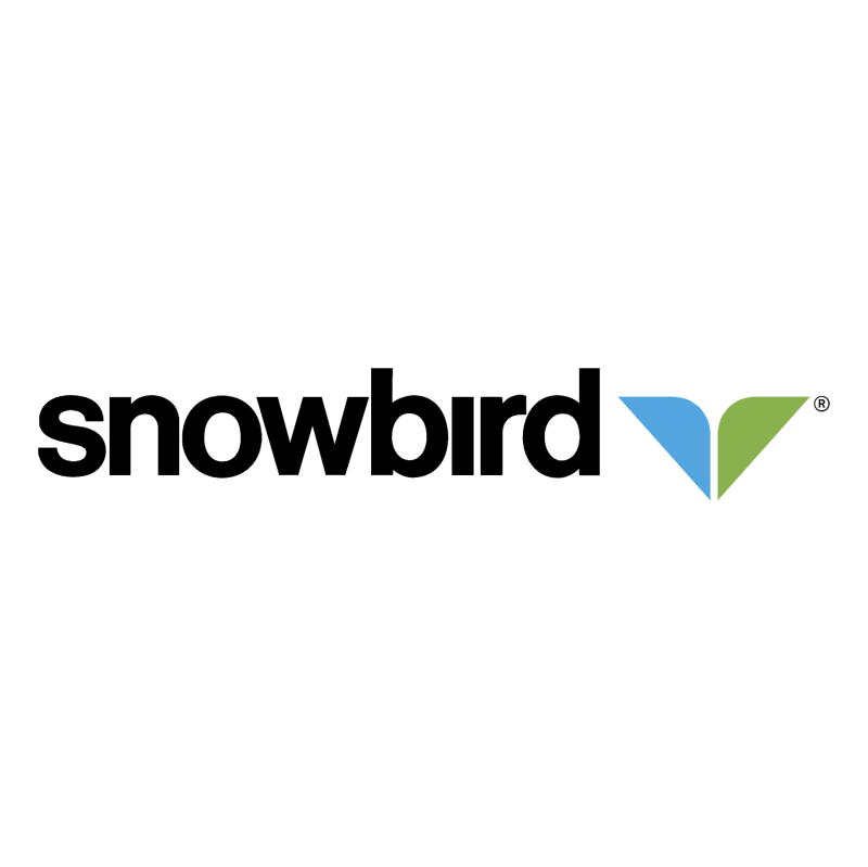 Snowbird vector