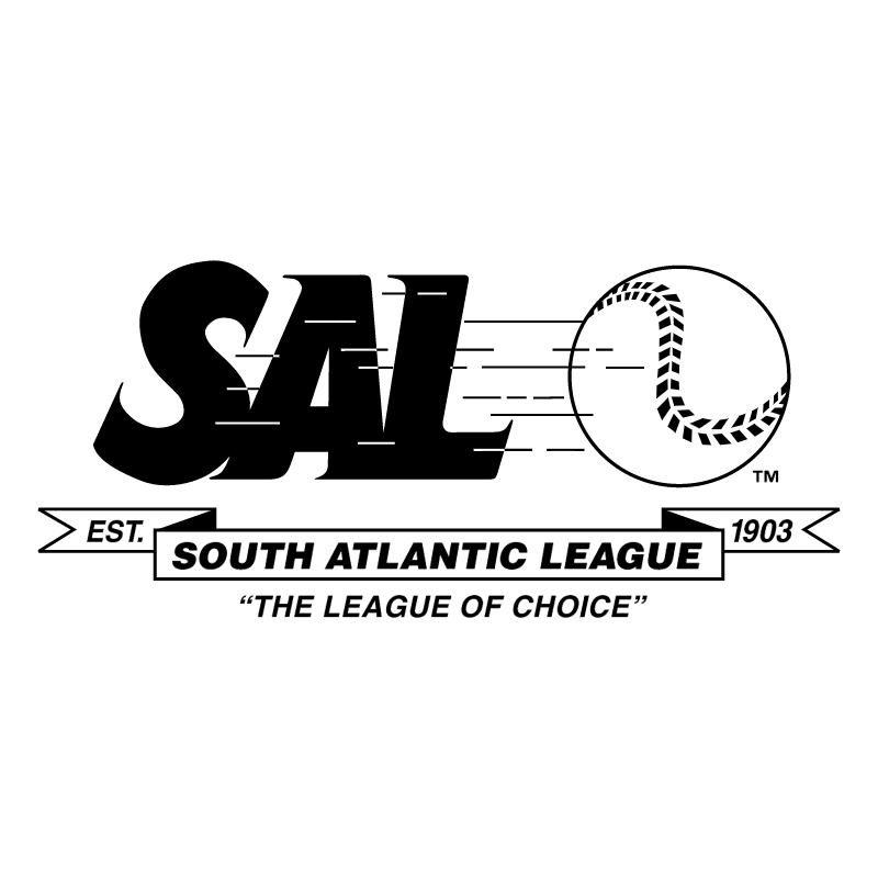 South Atlantic League vector logo