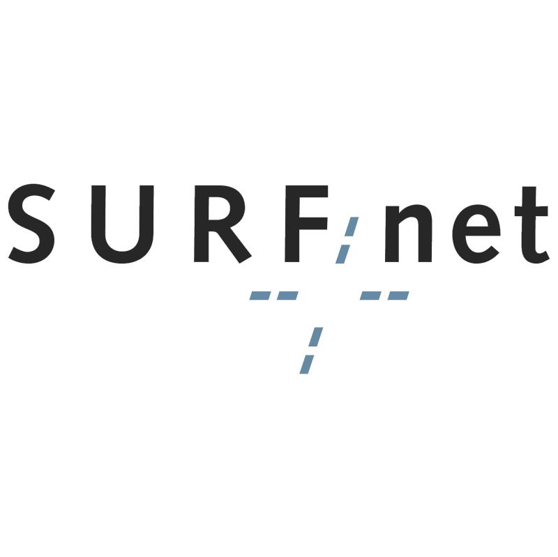 SURFnet vector logo