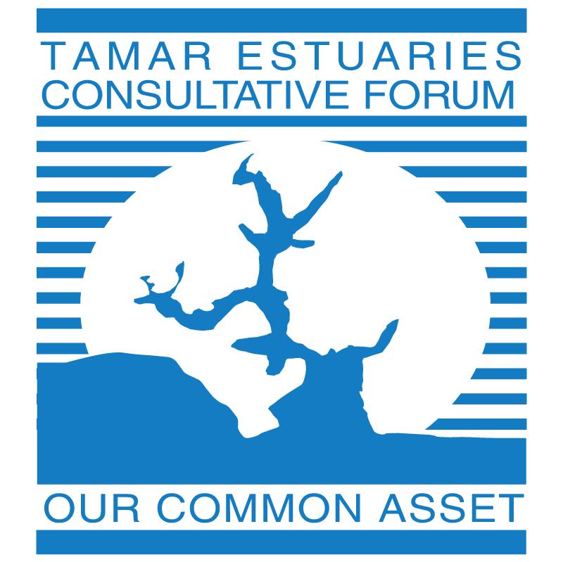 Tamar Estuaries Forum vector logo