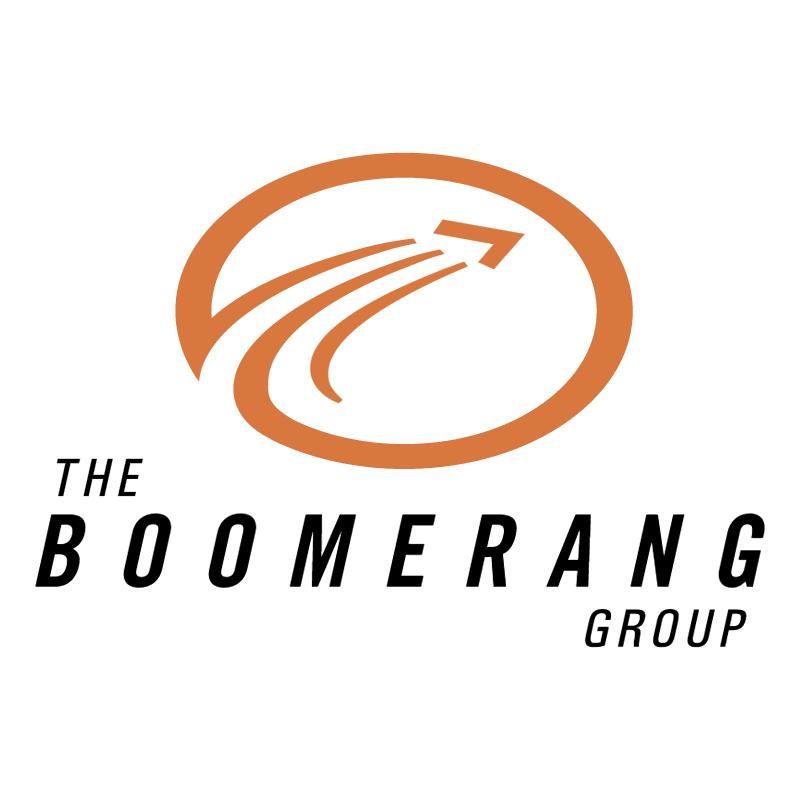 The Boomerang Group vector logo