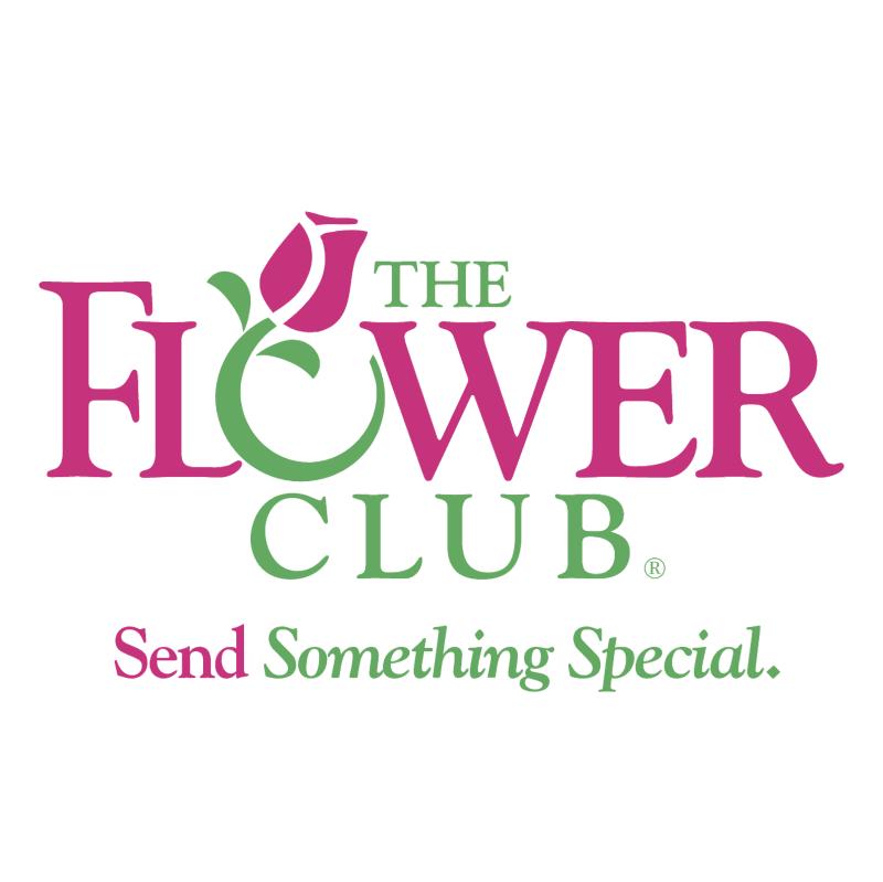 The Flower Club vector