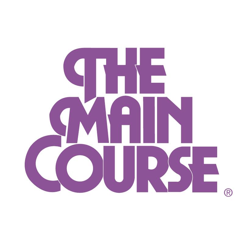 The Main Course vector