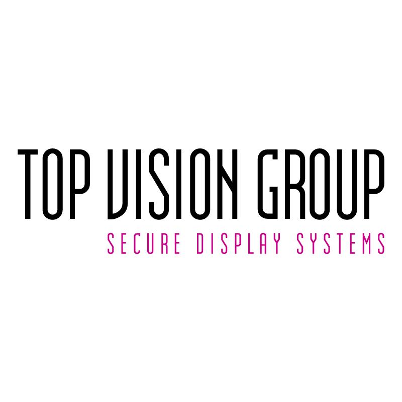 Top Vision vector logo
