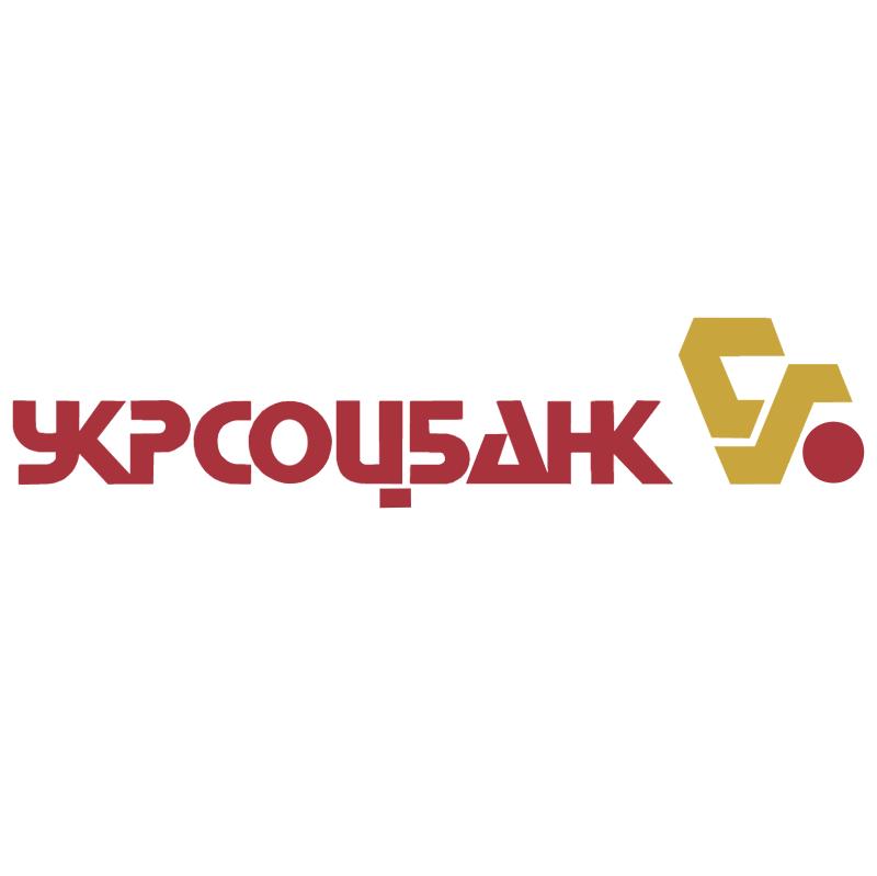 Ukrsotsbank vector