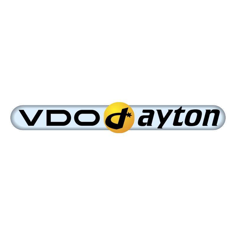 VDO Dayton vector