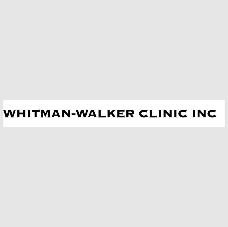 Whitman Walker Clinic Inc vector