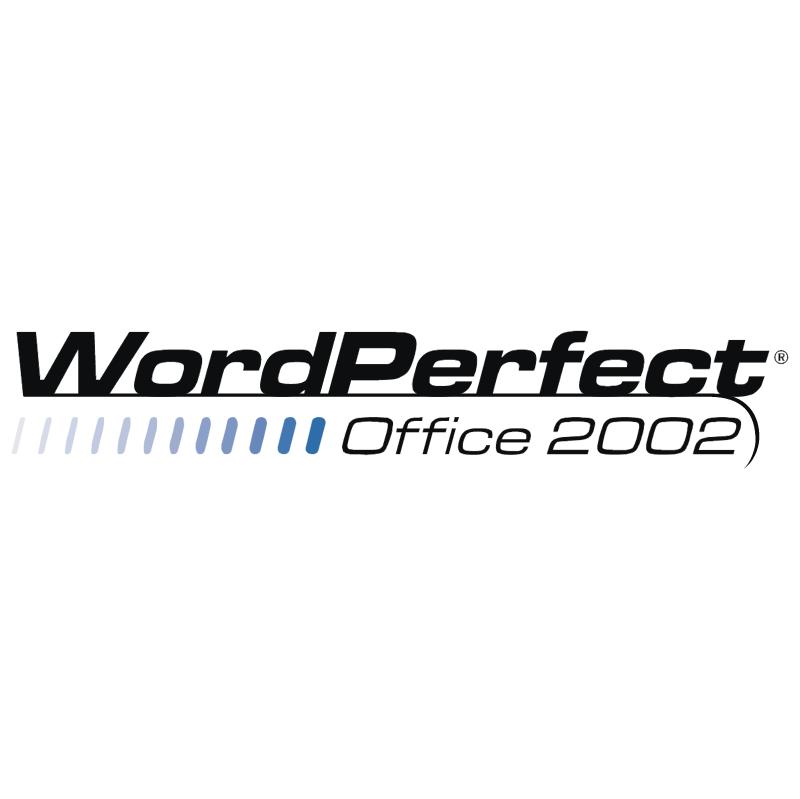 WordPerfect Office 2002 vector